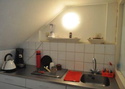Kitchenette Frans Halsstraat 20