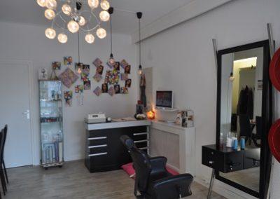 Salon binnen Frans Halsstraat 20